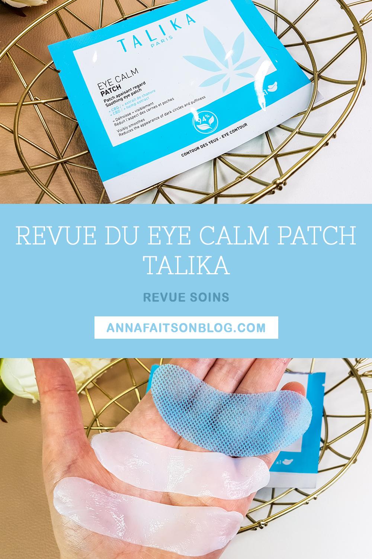 Eye Calm Patch Talika