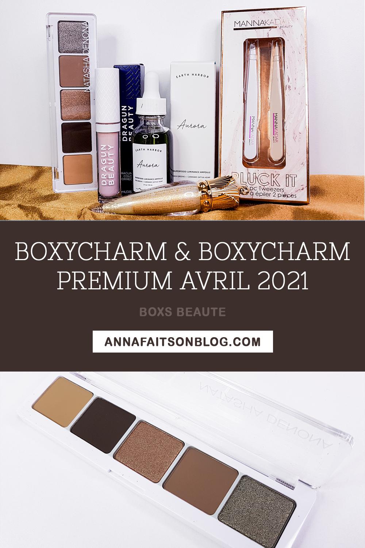 Boxycharm Avril 2021