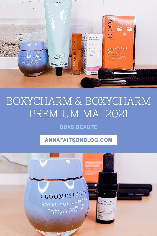 Boxycharm Premium Mai 2021