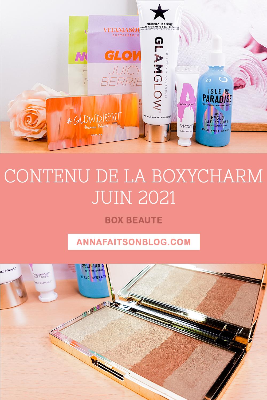 Boxycharm Juin 2021