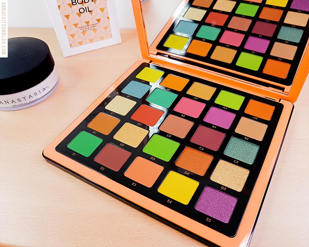 Norvina Pro Pigment Palette - Vol. 3