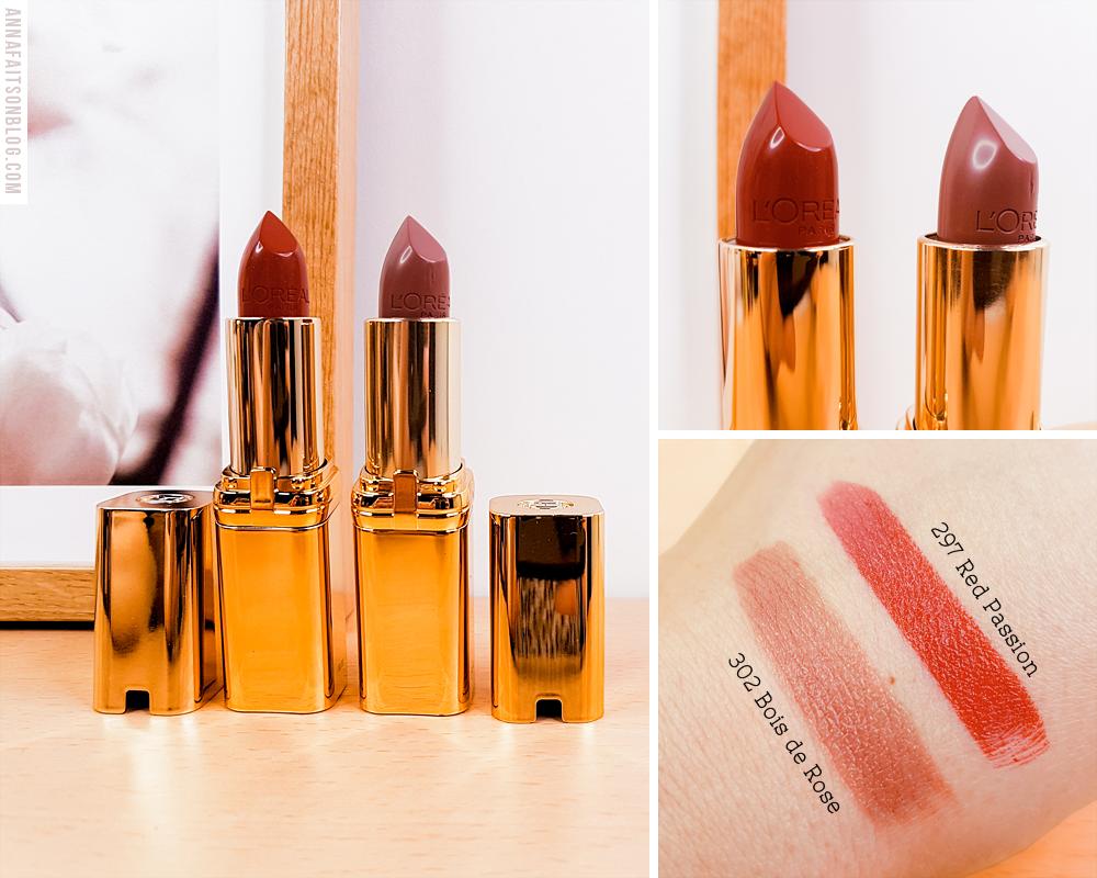 L'Oréal Rouges à lèvres Color Riche