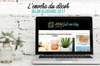 Bilan blogging 2017