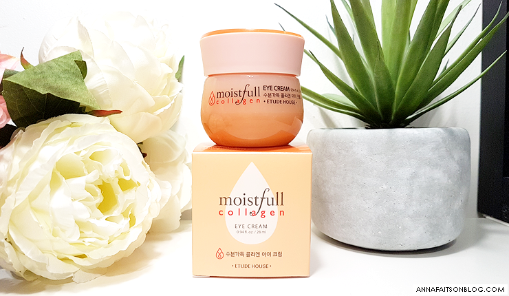 Moistfull Collagen Eye Cream de Etude House
