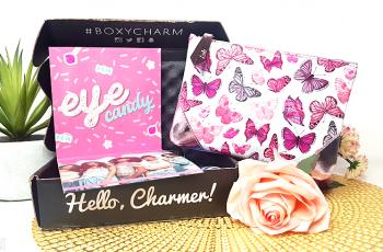 Boxycharm & Ipsy Glam Bag Avril 2018
