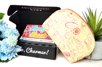 Boxycharm & Ipsy Glam Bag Mai 2018