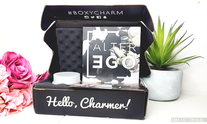 Boxycharm Octobre 2018