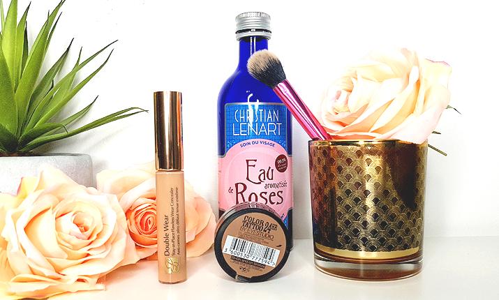 4 produits que j'aime et que j'ai rachetés [Estée Lauder, Maybelline...]