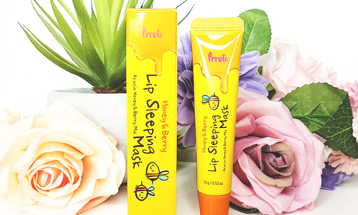 Lip Sleeping Mask de Prreti