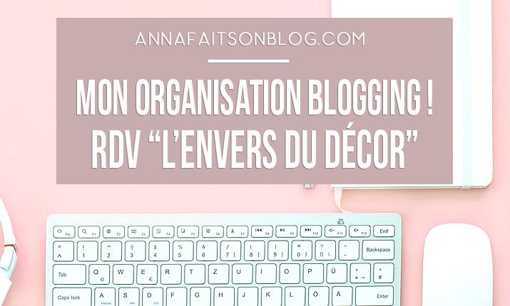 Organisation blogging