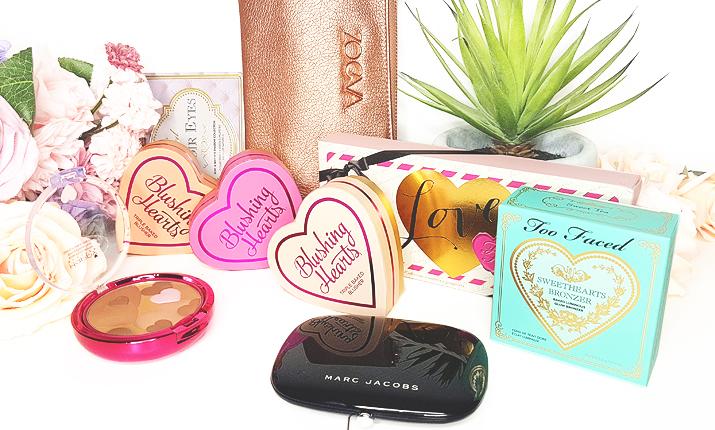 4 produits qui me font penser à la Saint Valentin