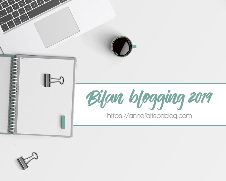 Bilan blogging 2019