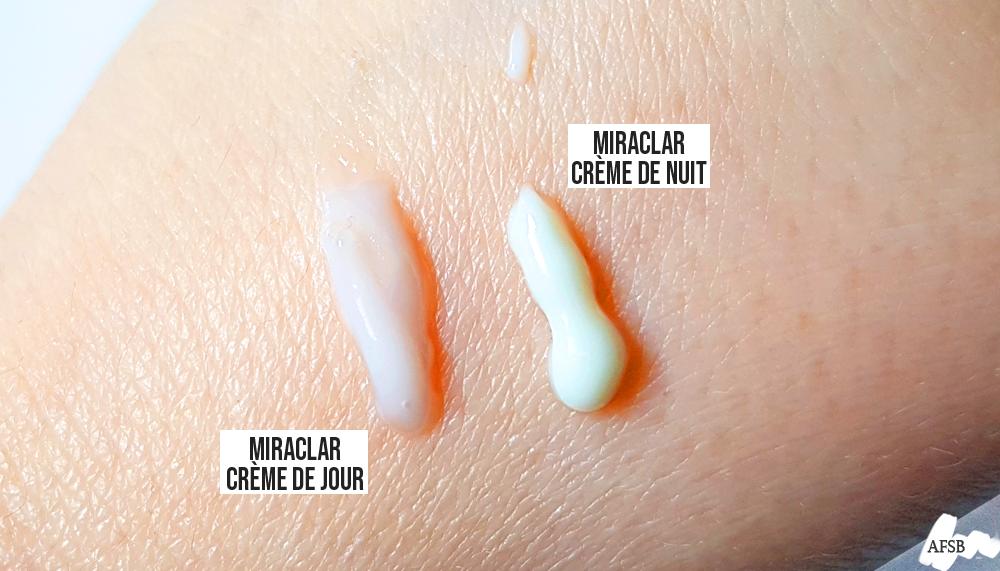 Miraclar - Crèmes de jour & de nuit