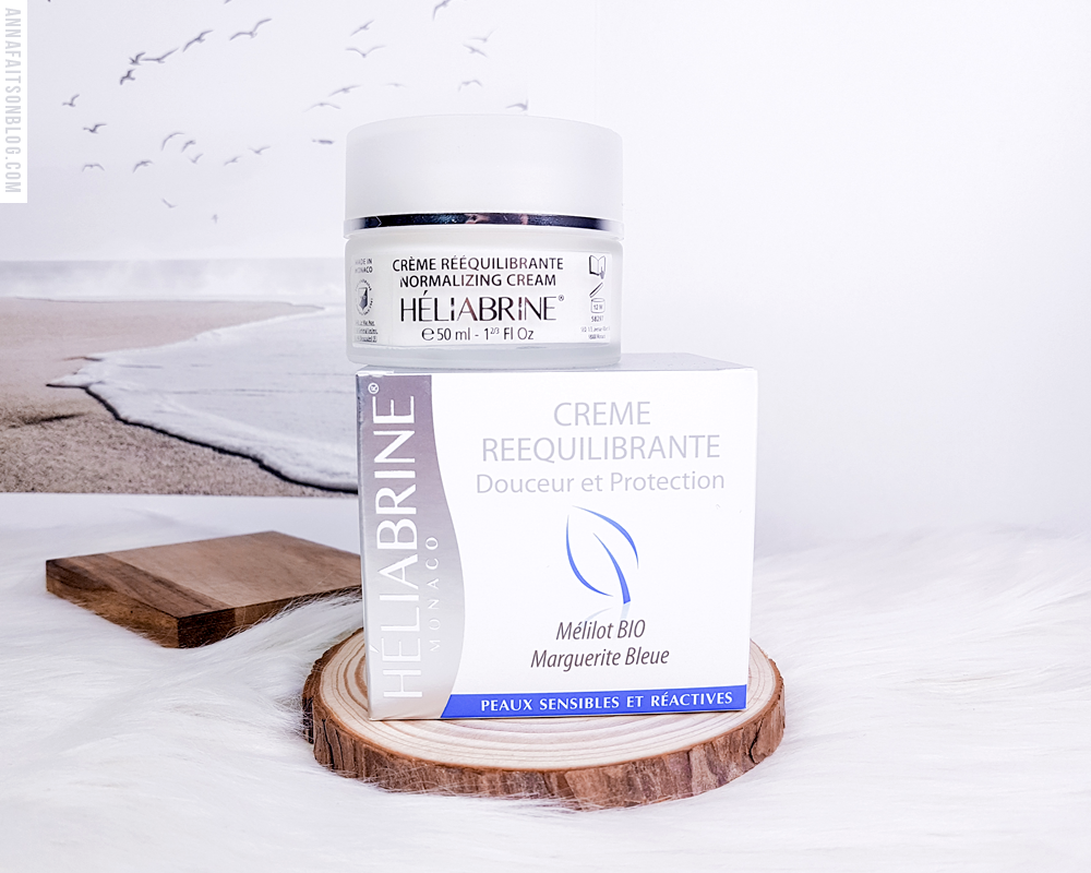 Crème Rééquilibrante Héliabrine
