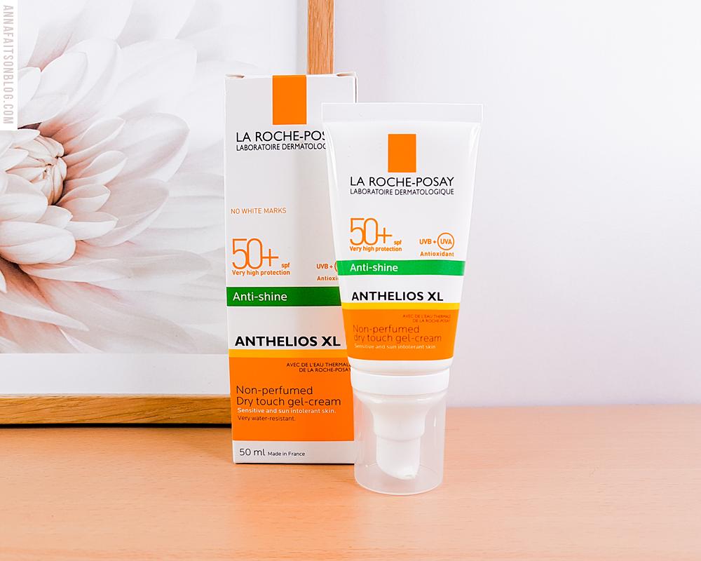 Crème solaire Anthelios XL Anti-brillance La Roche Posay