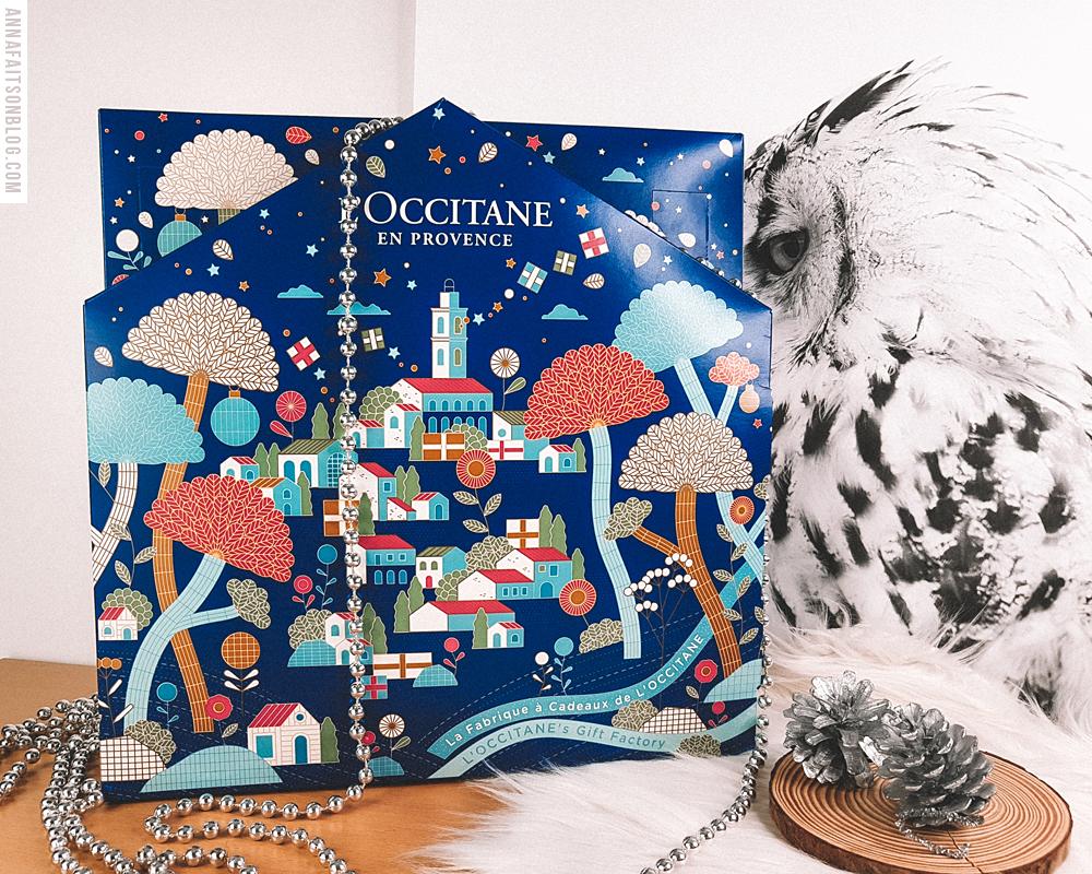 Calendrier de l'avent L'Occitane 2021 - La Fabrique à cadeaux